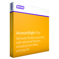 MYOB AccountRight Plus - Desktop Product