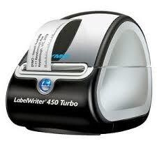 Dymo LW450 TURBO Label Printer (USB)