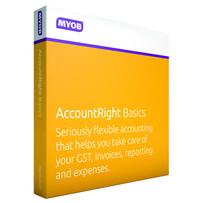 MYOB AccountRight Basics - Desktop Product